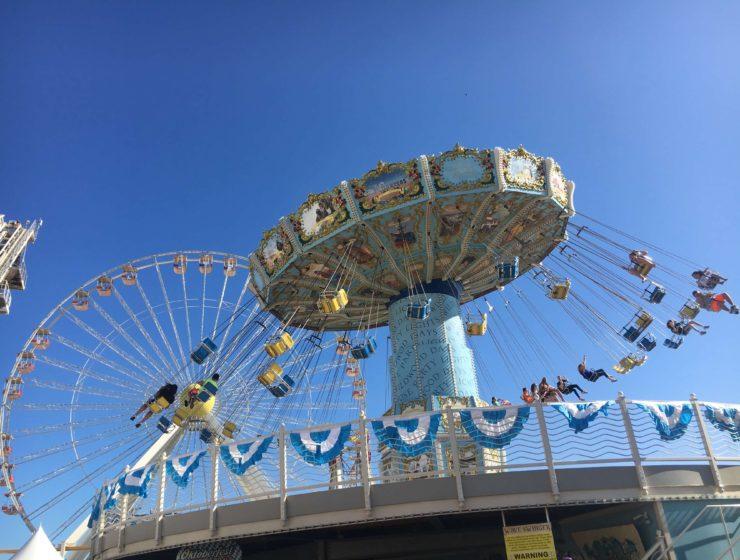 Fall Fun at Morey's Piers