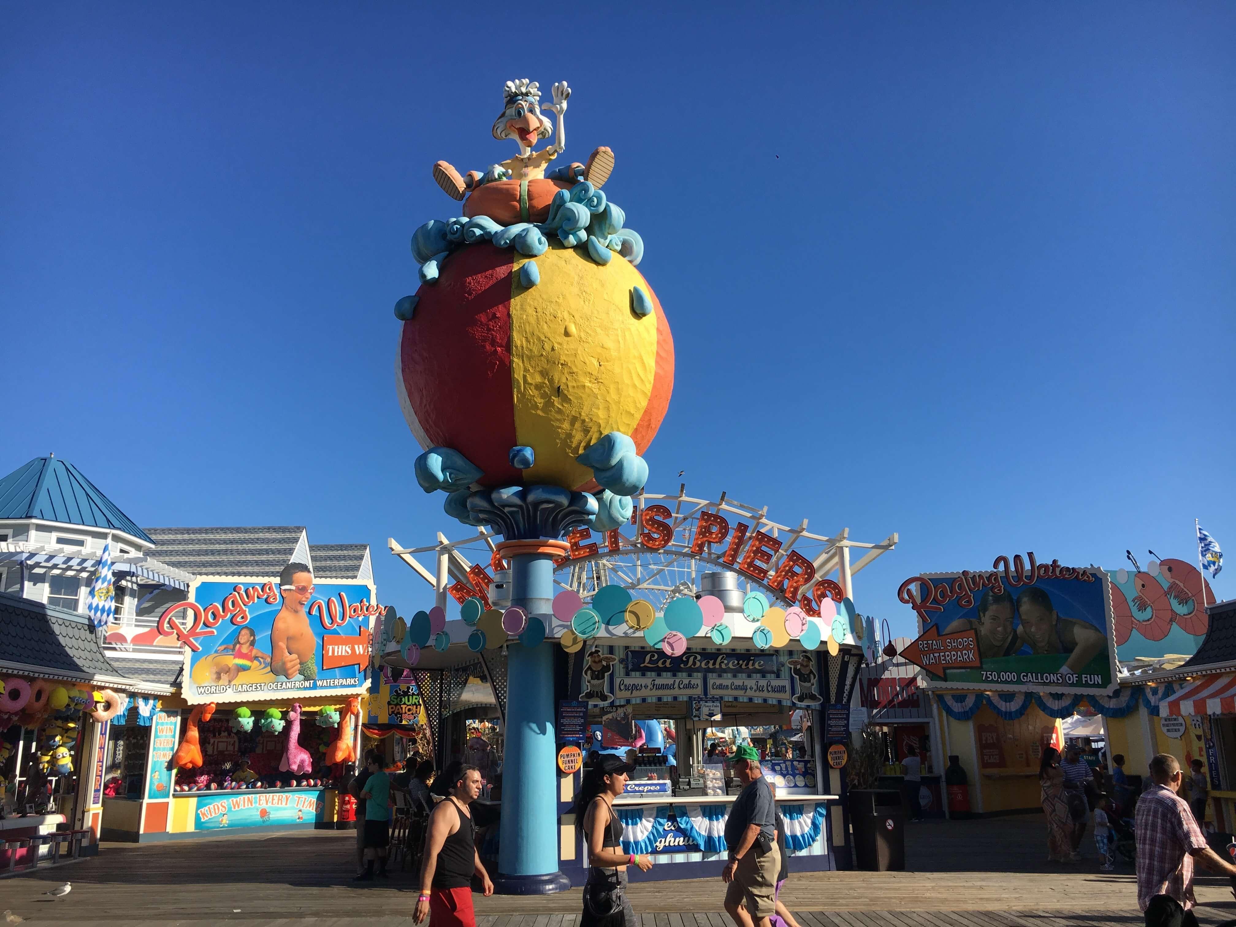 Fall Fun at Morey's Piers:Oktoberfest