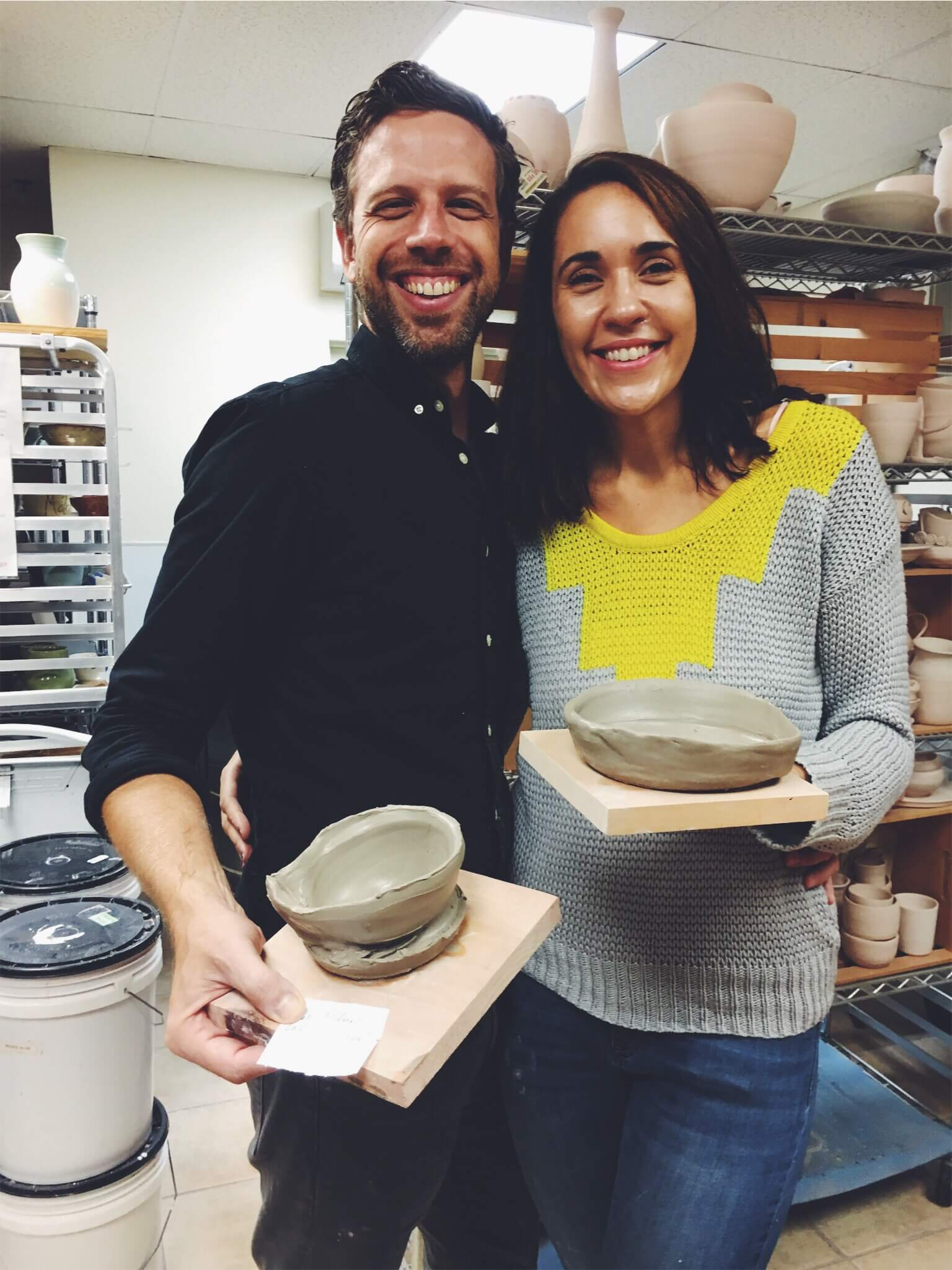 Date Night Idea: Clay Soirée at the Yonkers Pottery Studio