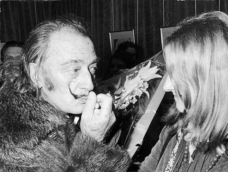 Salvador Dali: The Argillet Collection Coming to Greenwich