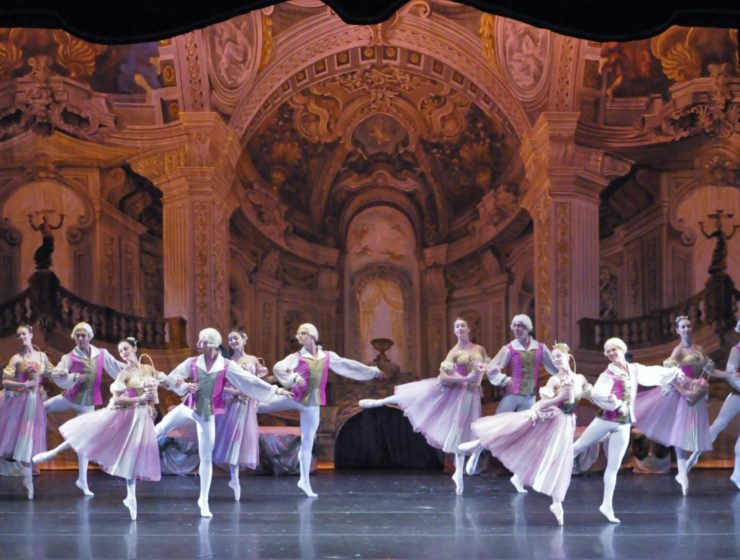 KUPFERBERG PRESENTS: STATE BALLET THEATRE OF RUSSIA PRESENTS SLEEPING BEAUTY