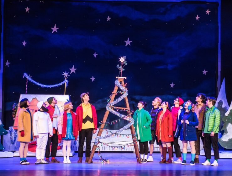 A Charlie Brown Christmas' is Live On Stage Thanksgiving Weekend giveaway