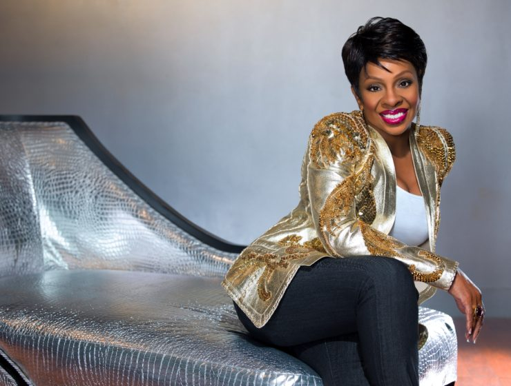 Gladys Knight Concert at the Colden Auditorium in Queens
