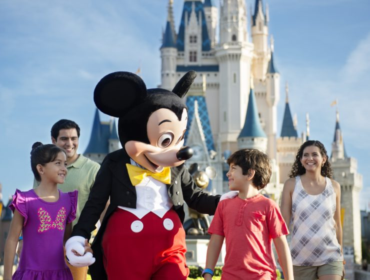 The Gift of Disney Vacations