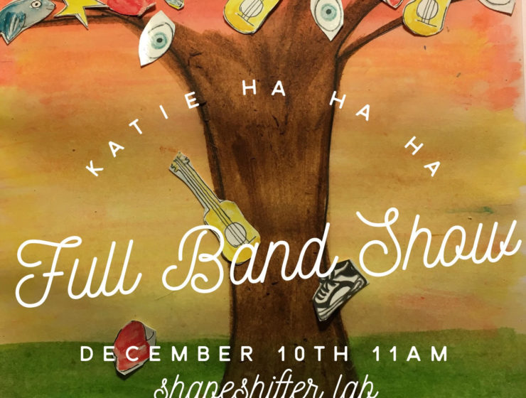 check out katie ha ha fall concerts for kids and families in brooklyn