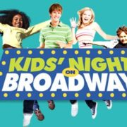 so excited for the 2018 Kids' Night on Broadway