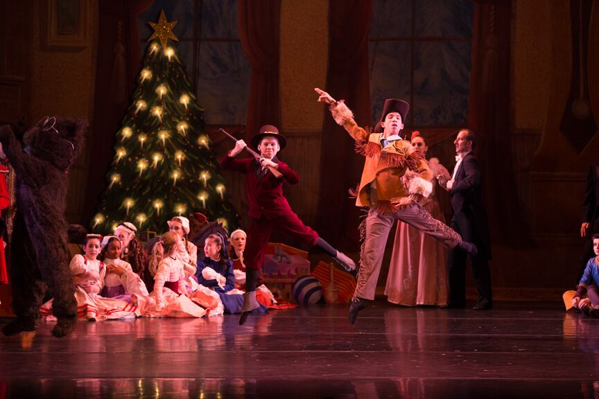 Holiday Traditions: Dances Patrelle Presents The Yorkville Nutcracker