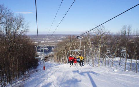 family fun first-time ski & snowboard