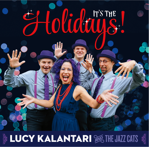 Lucy Kalantari's 'It's The Holidays' at Industry City