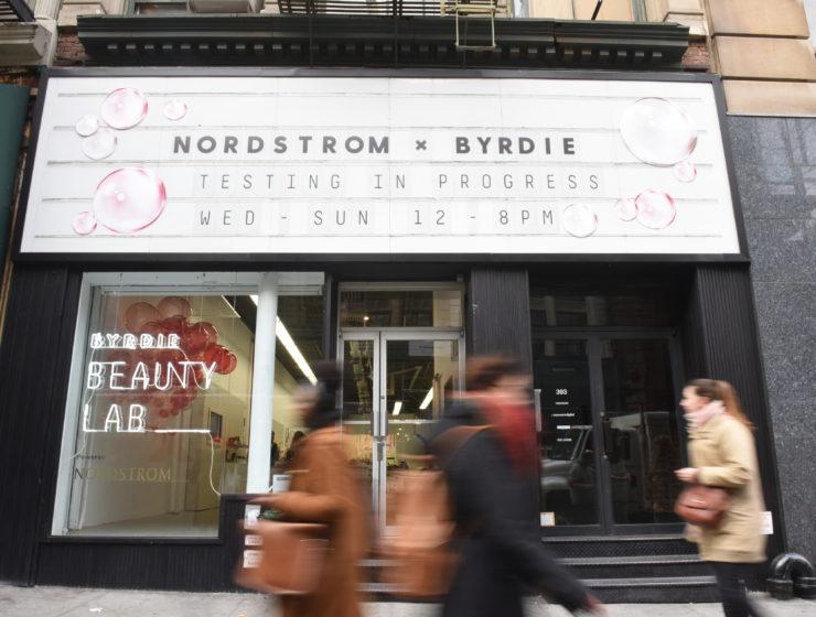 Byrdie Beauty Lab in NYC
