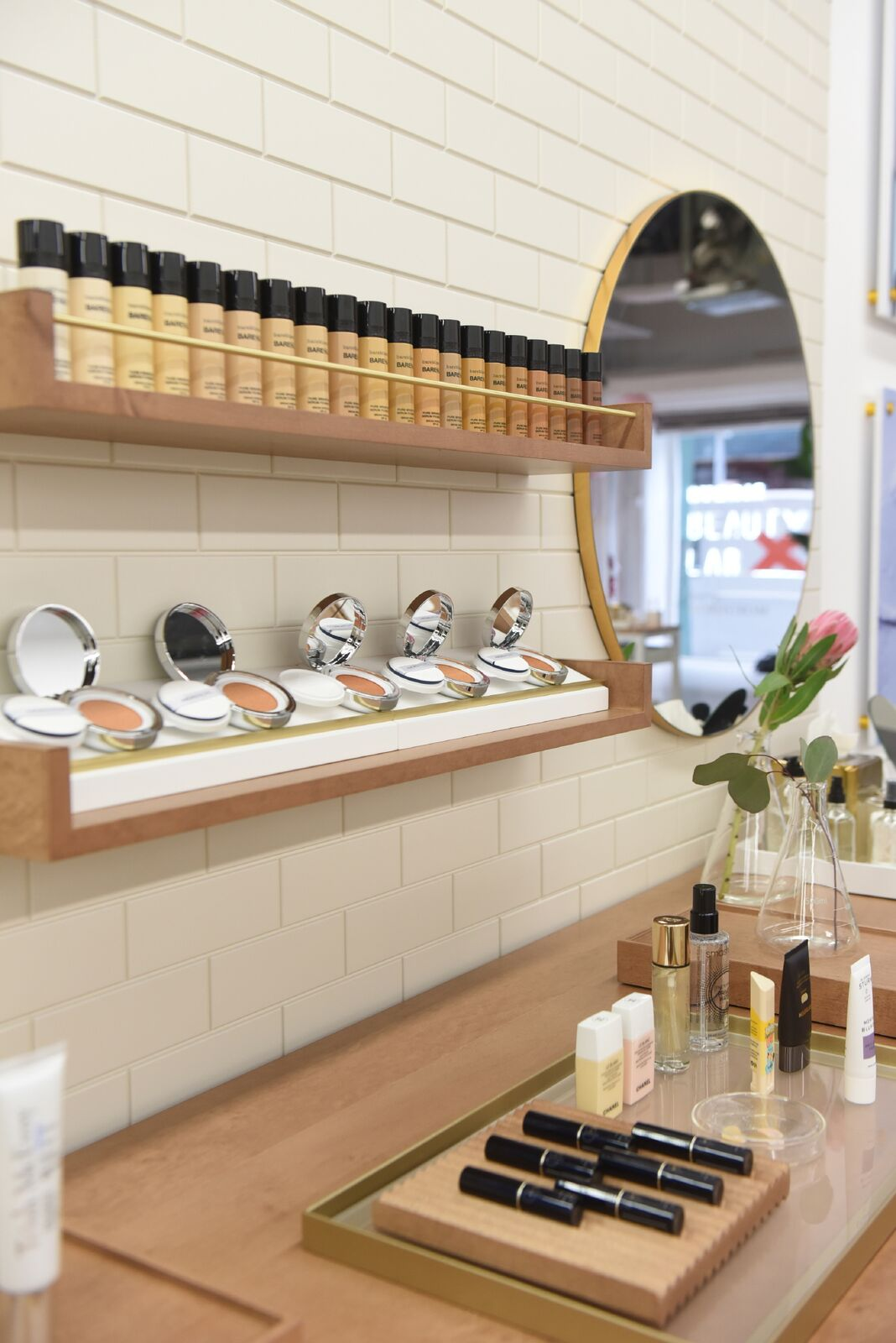 Byrdie Beauty Lab Pop Up Shop In New York City