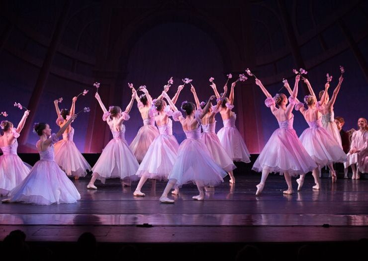 Holiday Traditions: Dances Patrelle Presents The Yorkville Nutcracker in nyc