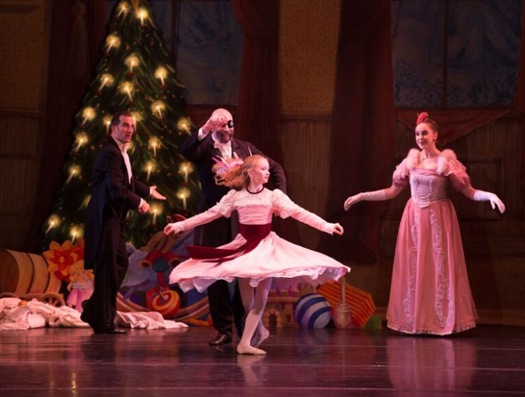 holiday traditions dances patrelles