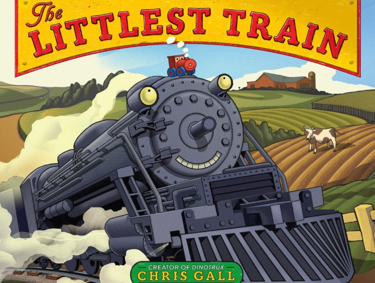 LC Kids Storytime at the Atrium: The Littlest Train by Chris Gall