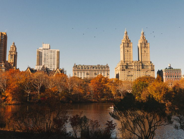 cool way to see the city with a central park urban adventure quest