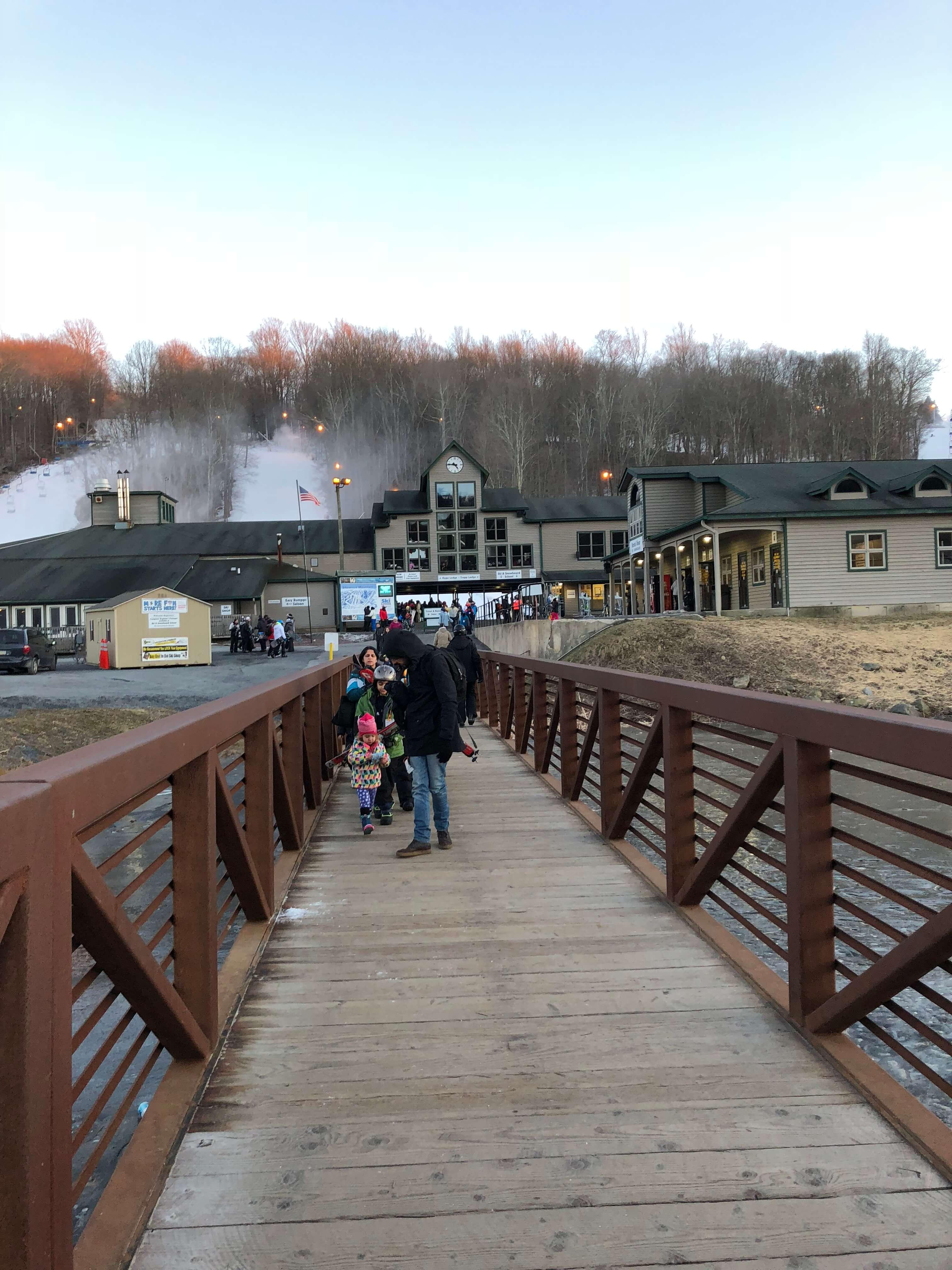 shawnee mountain ski area