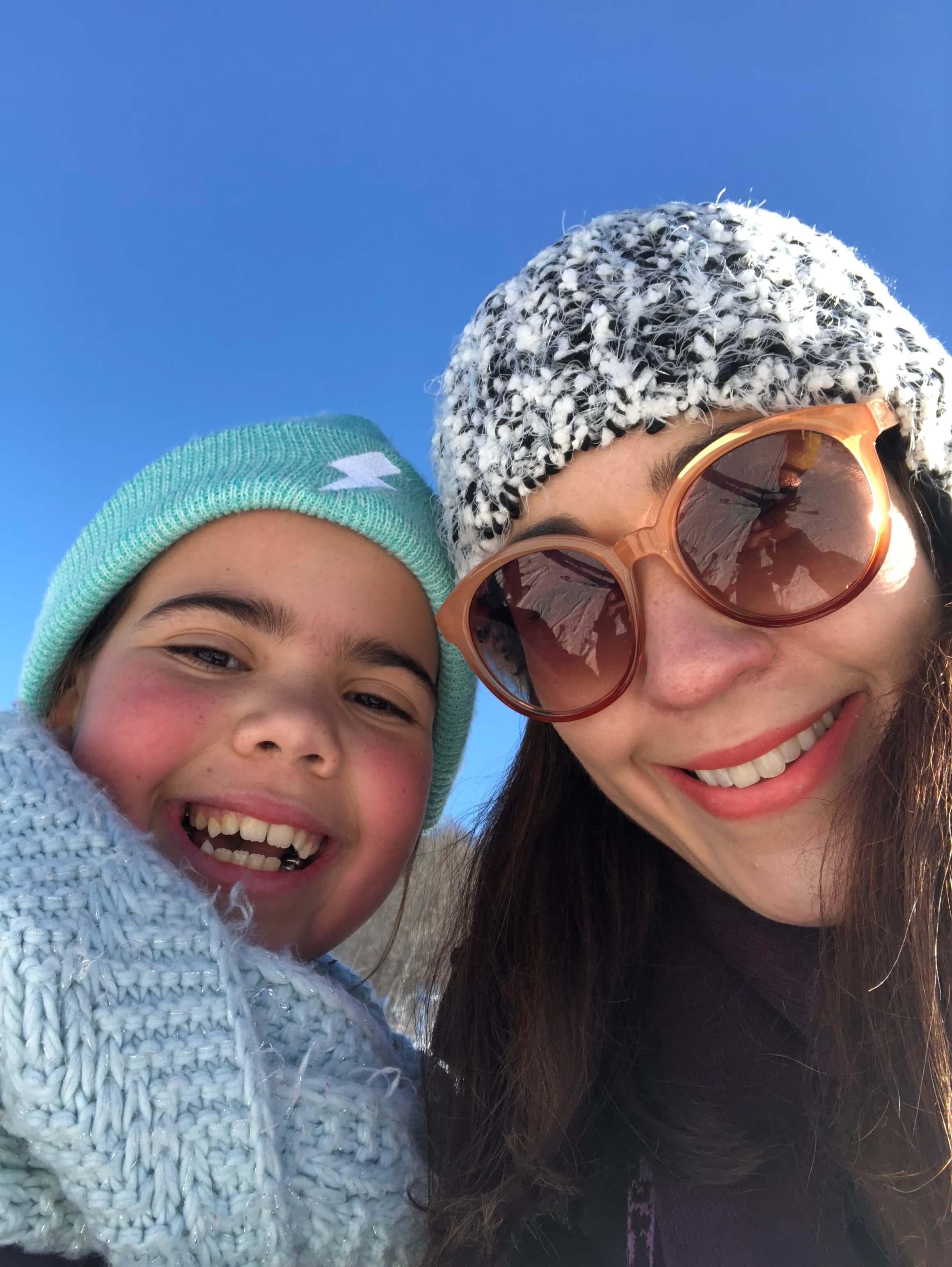 shawnee mountain ski area families