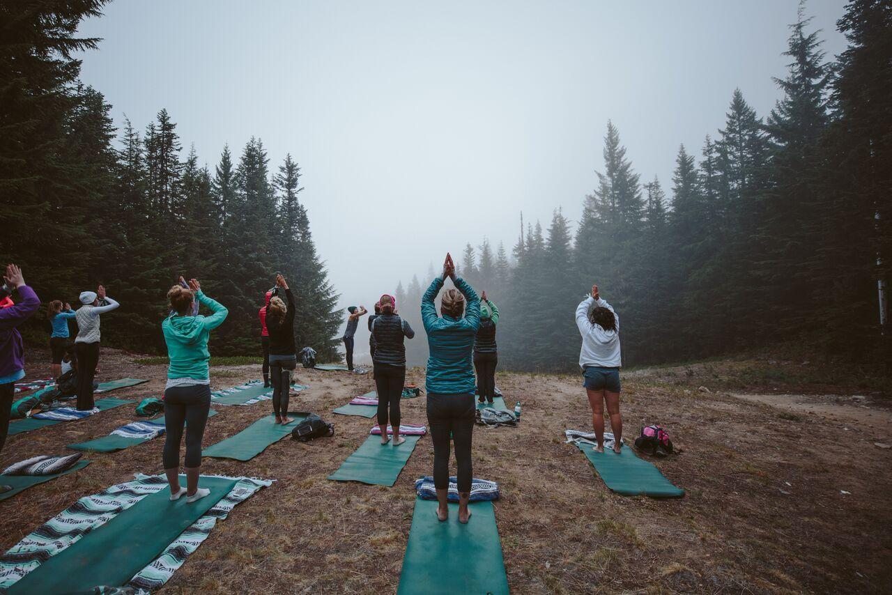 REI Outessa yoga for women