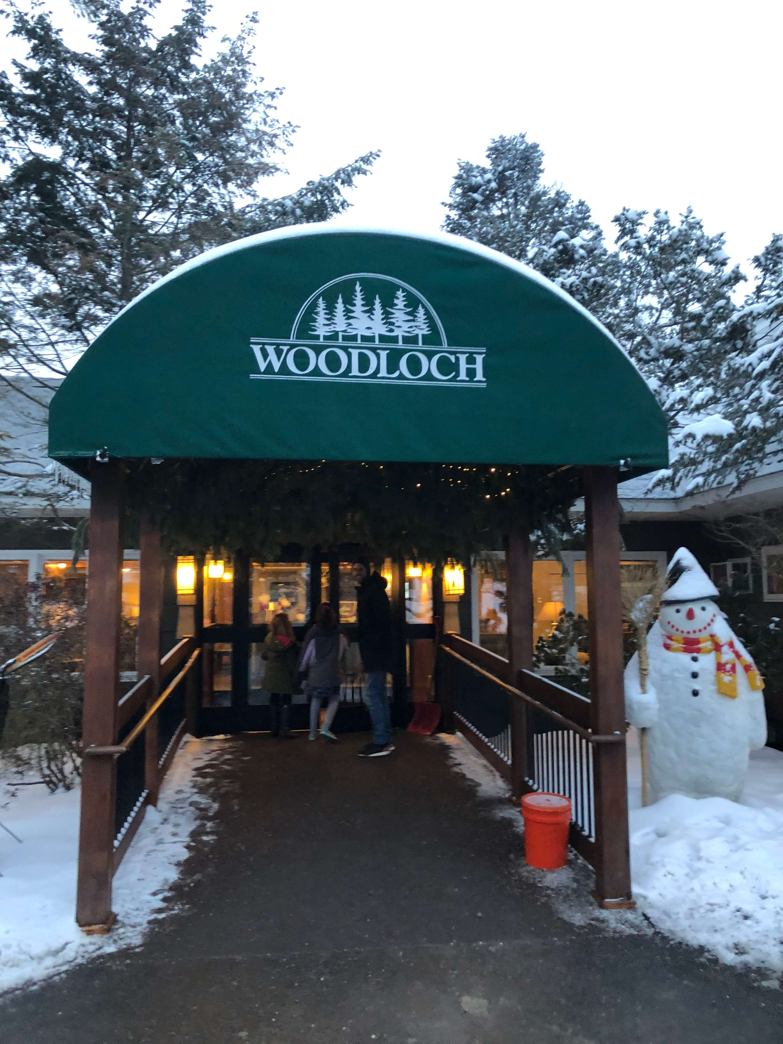 woodloch for families