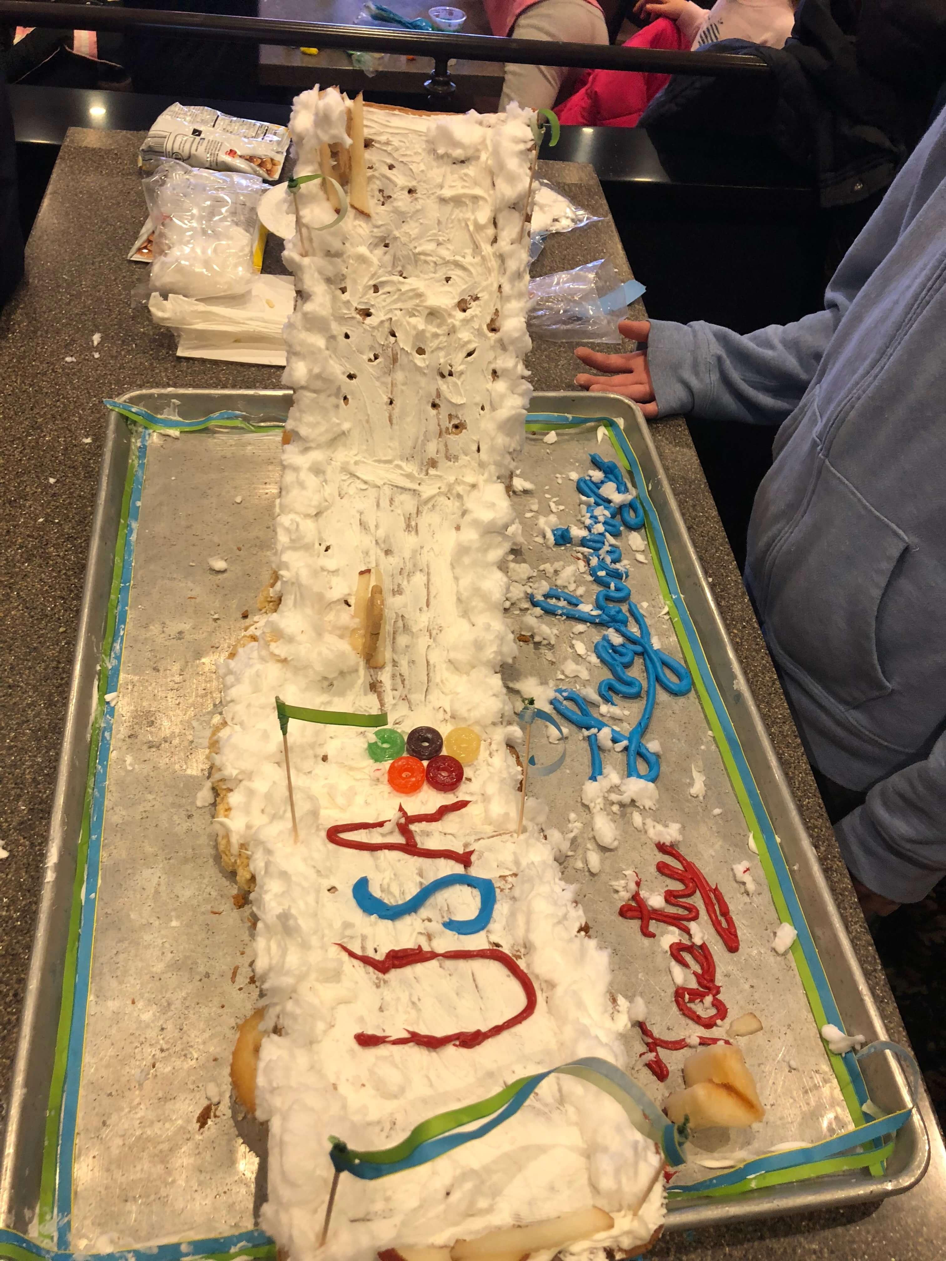 bakery wars at woodloch