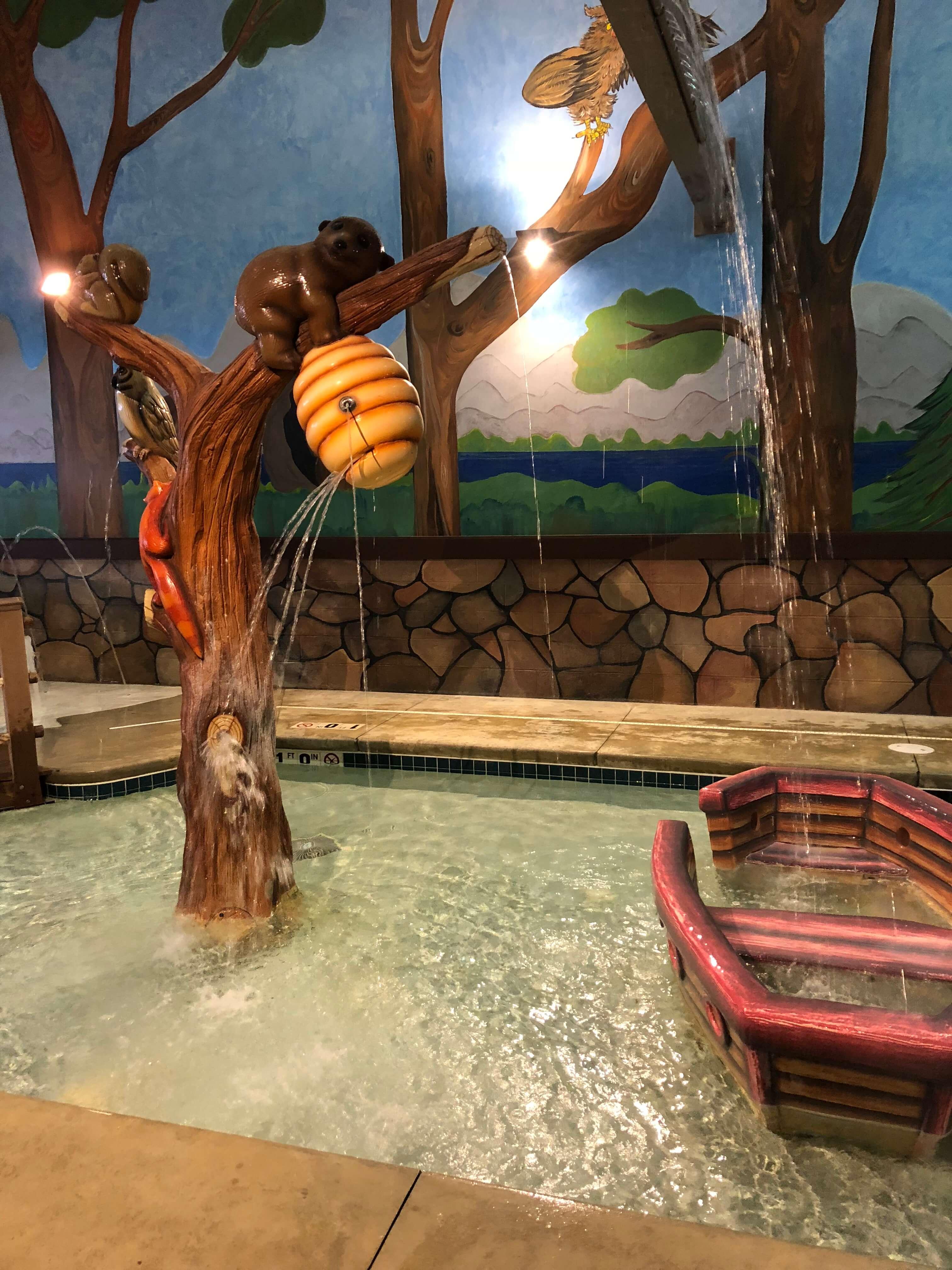 toddler pool woodloch
