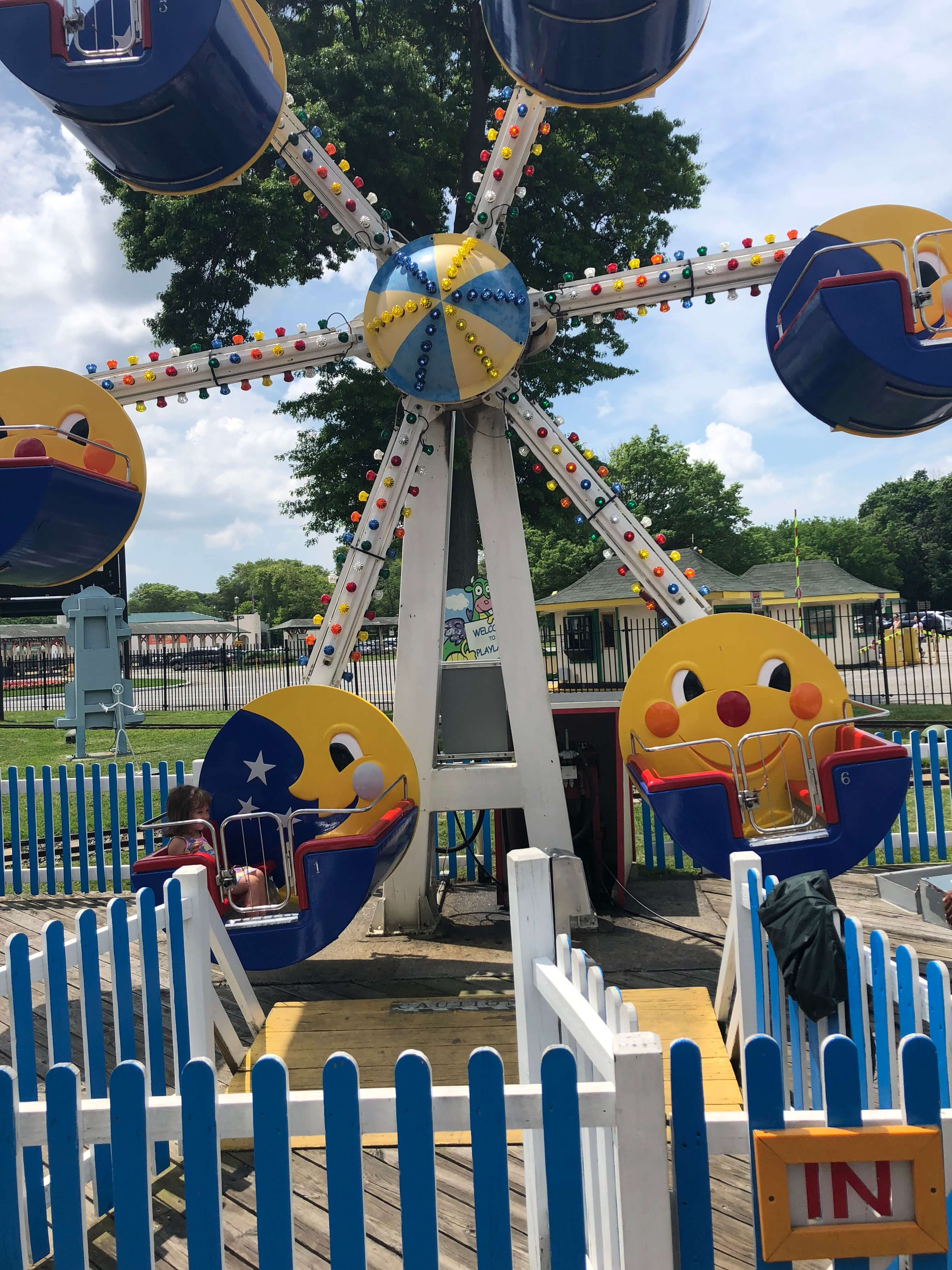 Summer Fun at Playland