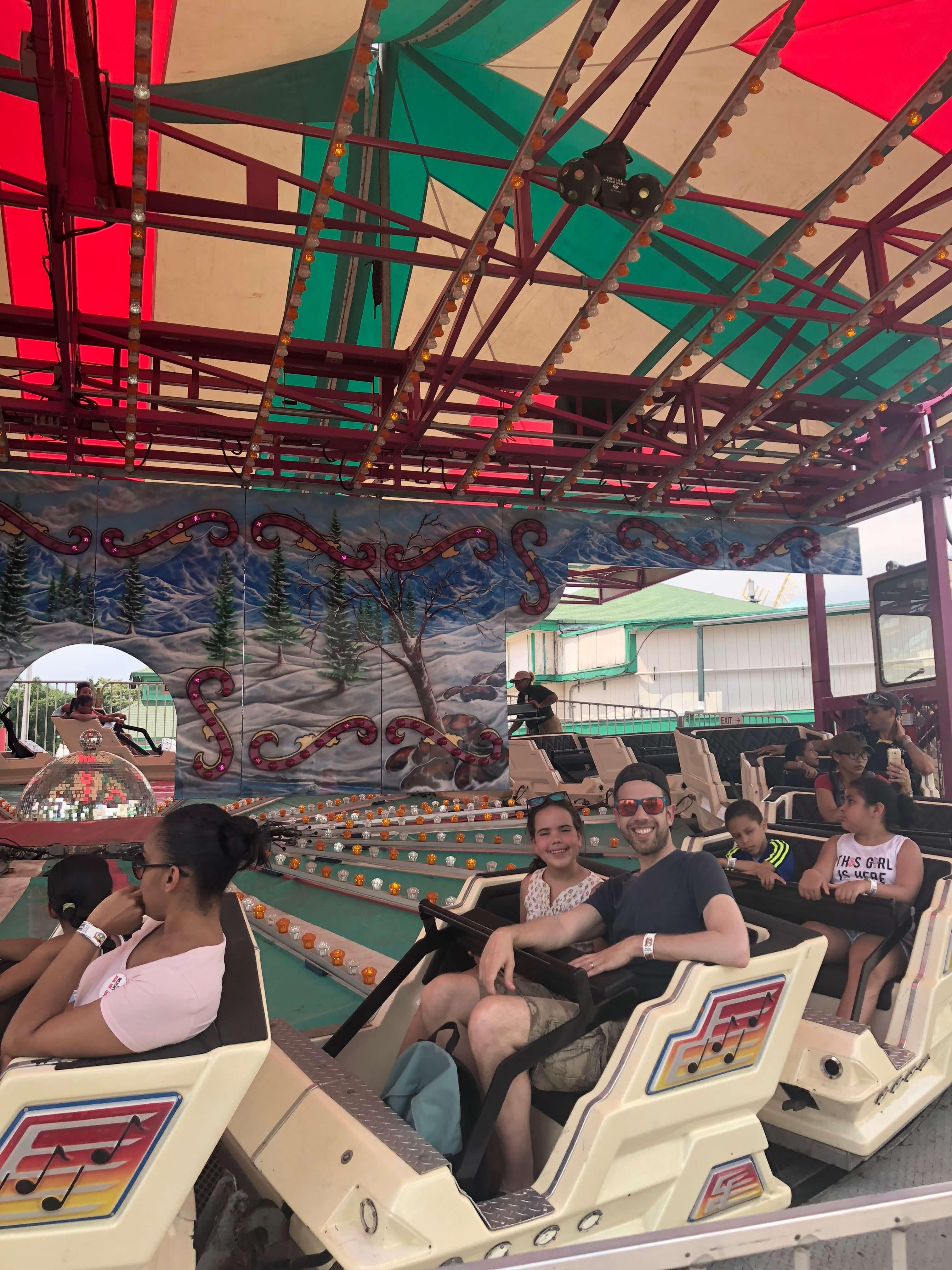 Summer Fun at Playland