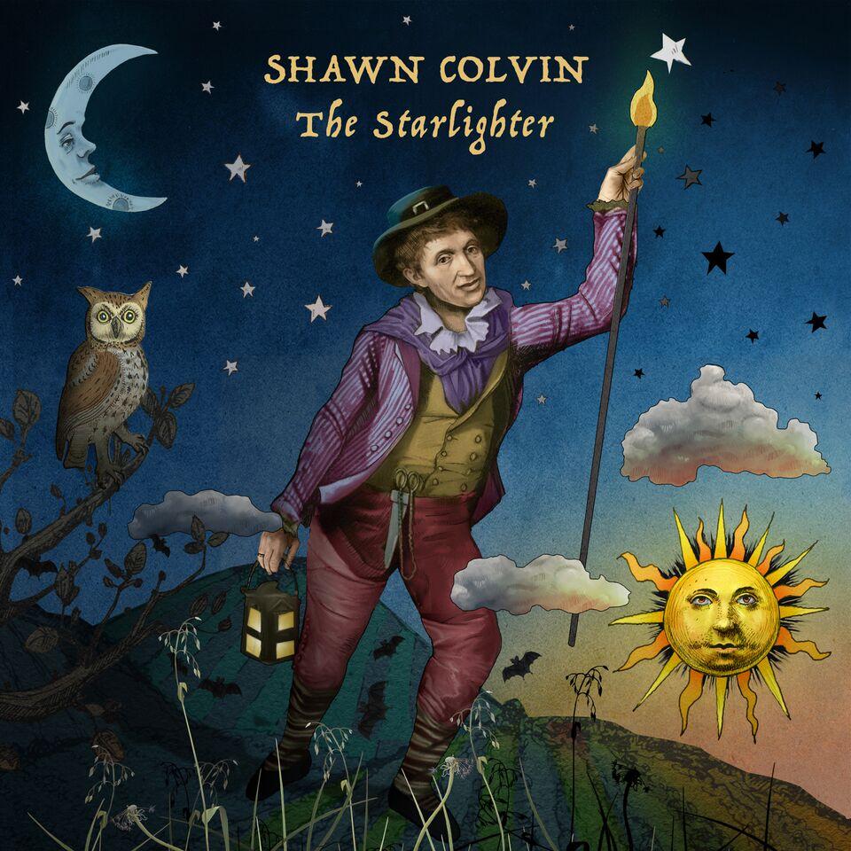 """Shawn Colvin's new album,""""The Starlighter."""""""