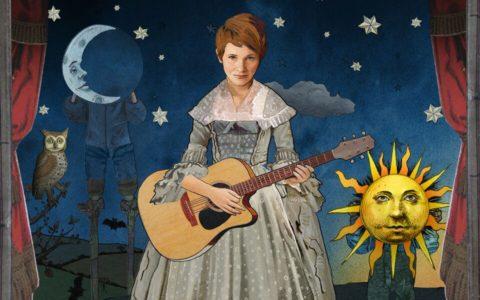 Shawn Colvin's new album,The Starlighter