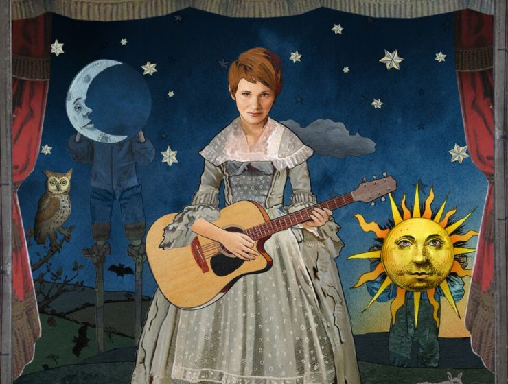 Shawn Colvin's new album, The Starlighter