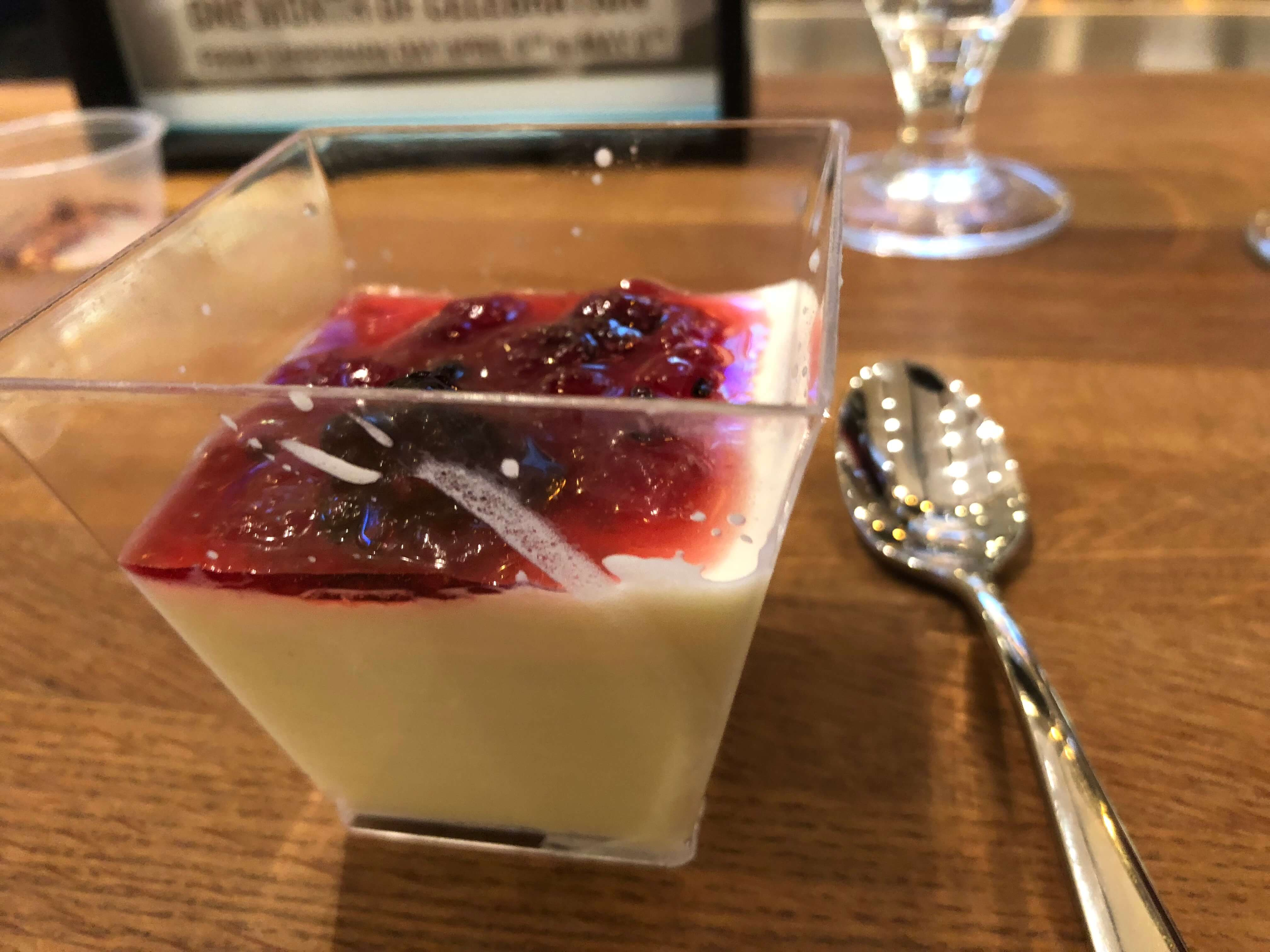 dessert Carbonara Month at Barilla Restaurants in NYC