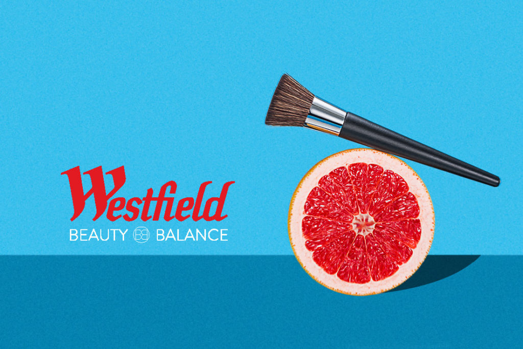 Westfield's Beauty & Balance event in nyc