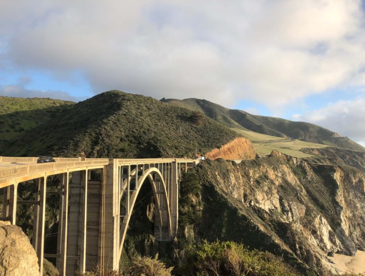 exploring big sur in california