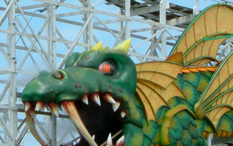 Playland Kicks Off Its 90th Season of Family-Fun