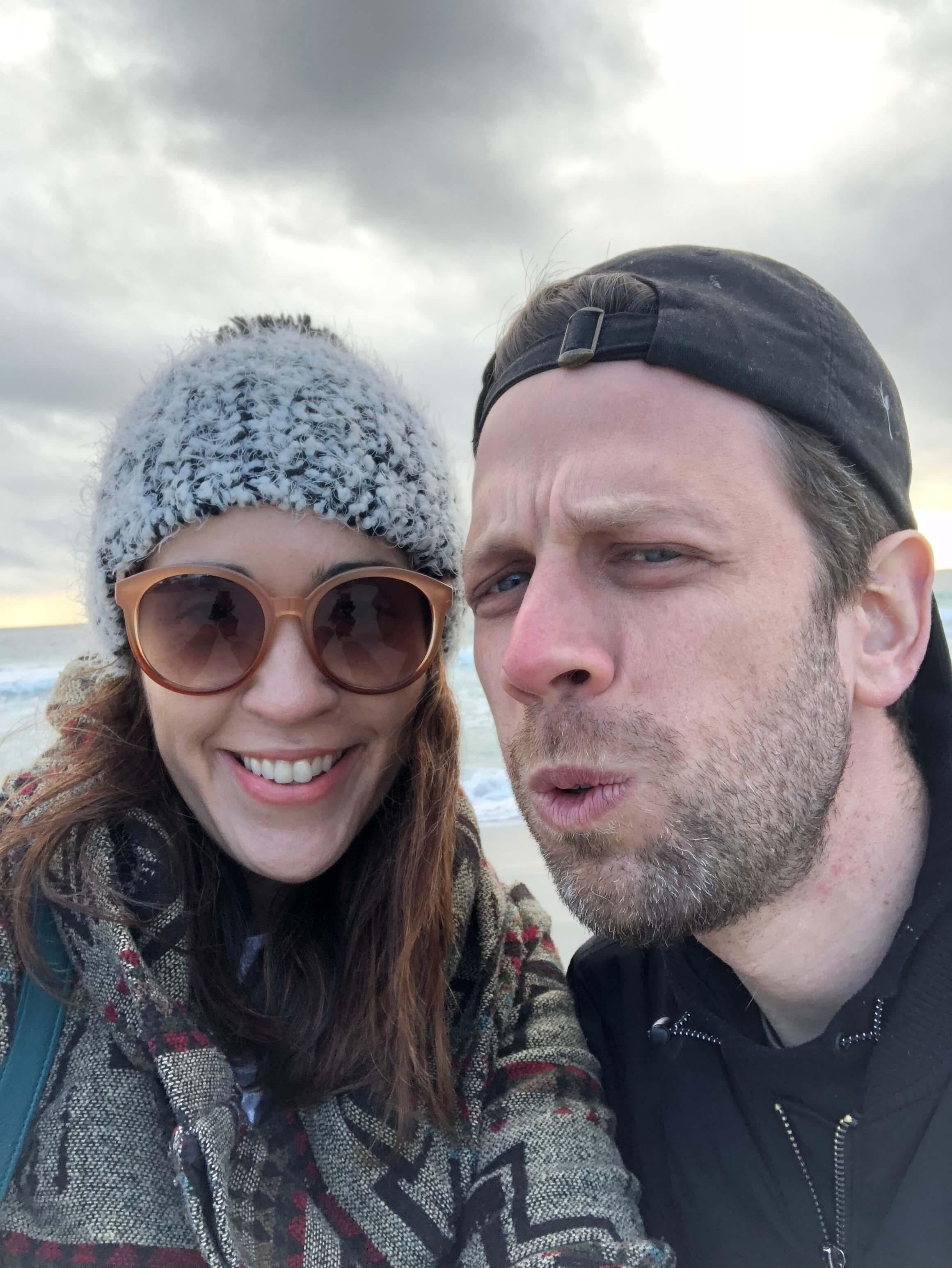couple on carmel by the sea hofsas house