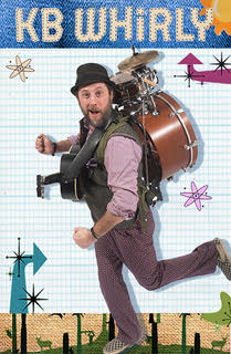 """KB Whirly's """"One Man Band"""" at the Symphony Space"""