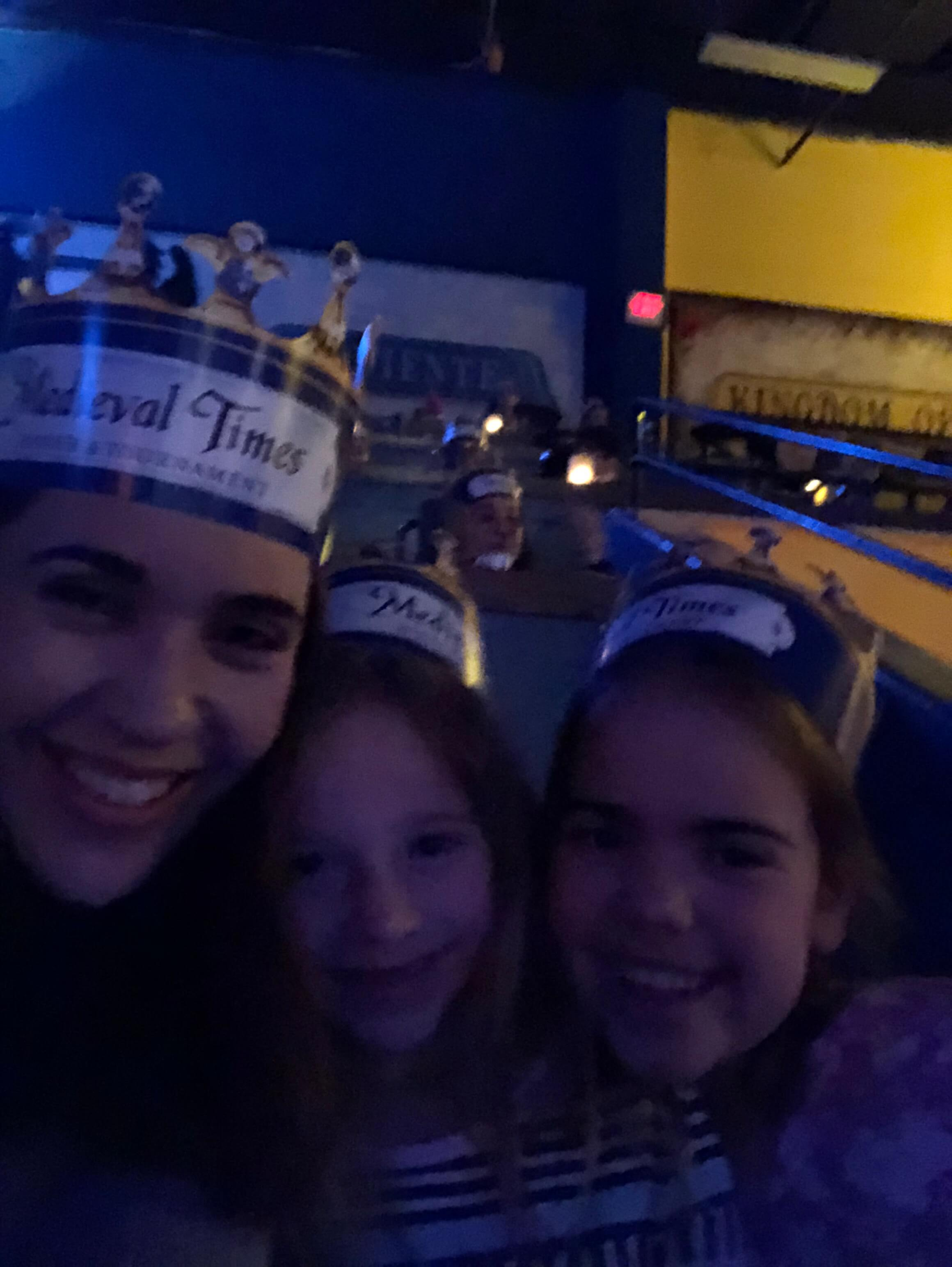 Medieval Times Dinner & Tournament family