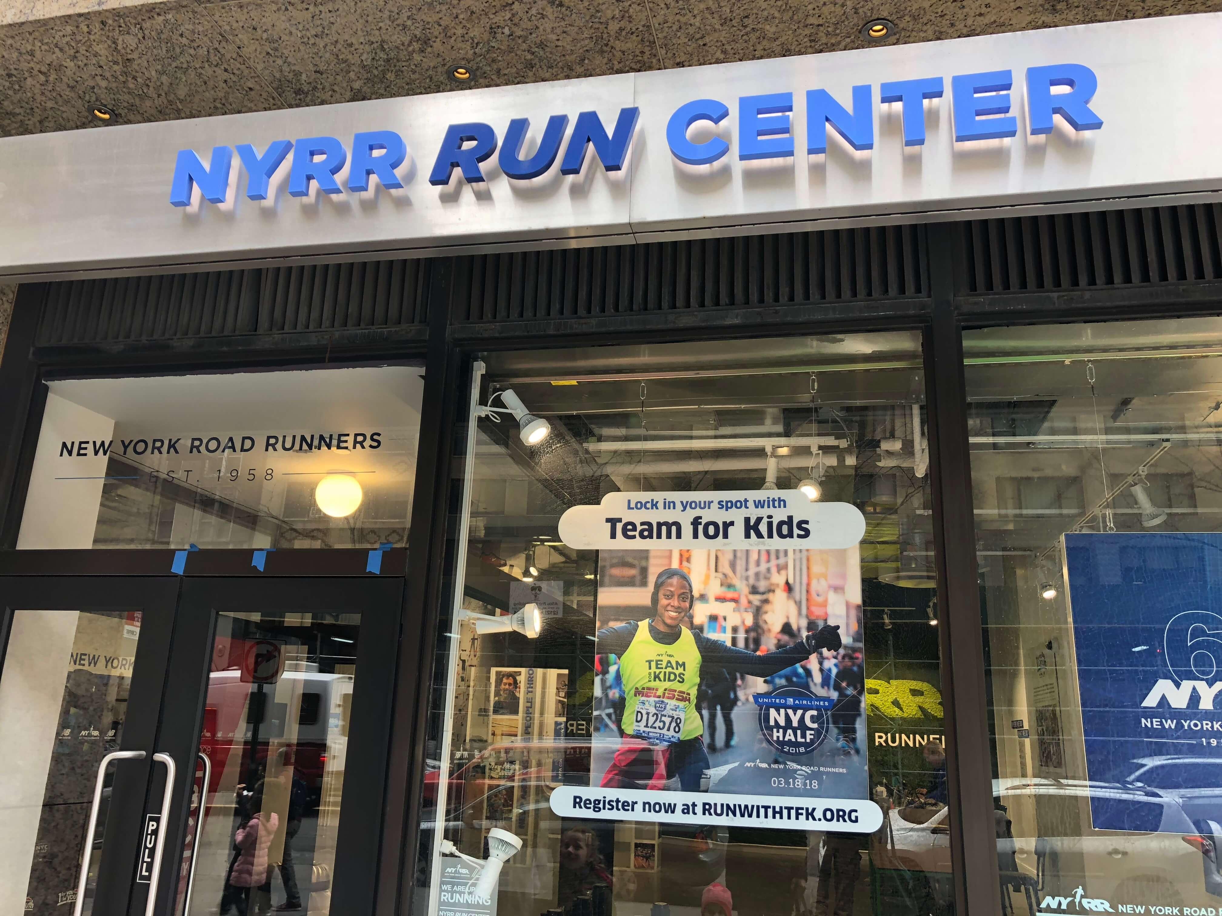 Free Rising New York Road Runners Classes nyrr run center