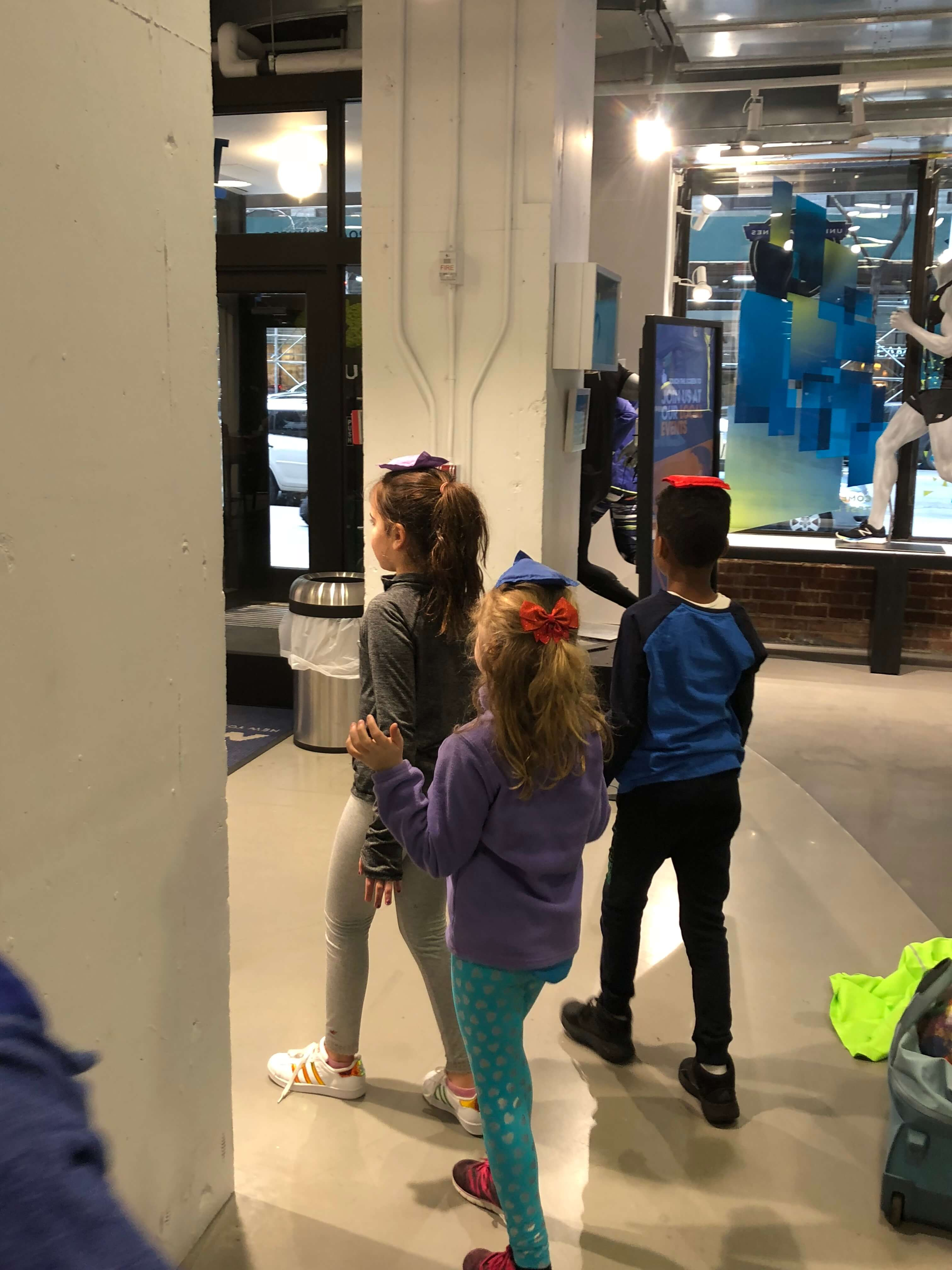 New York Road Runners classes for kids