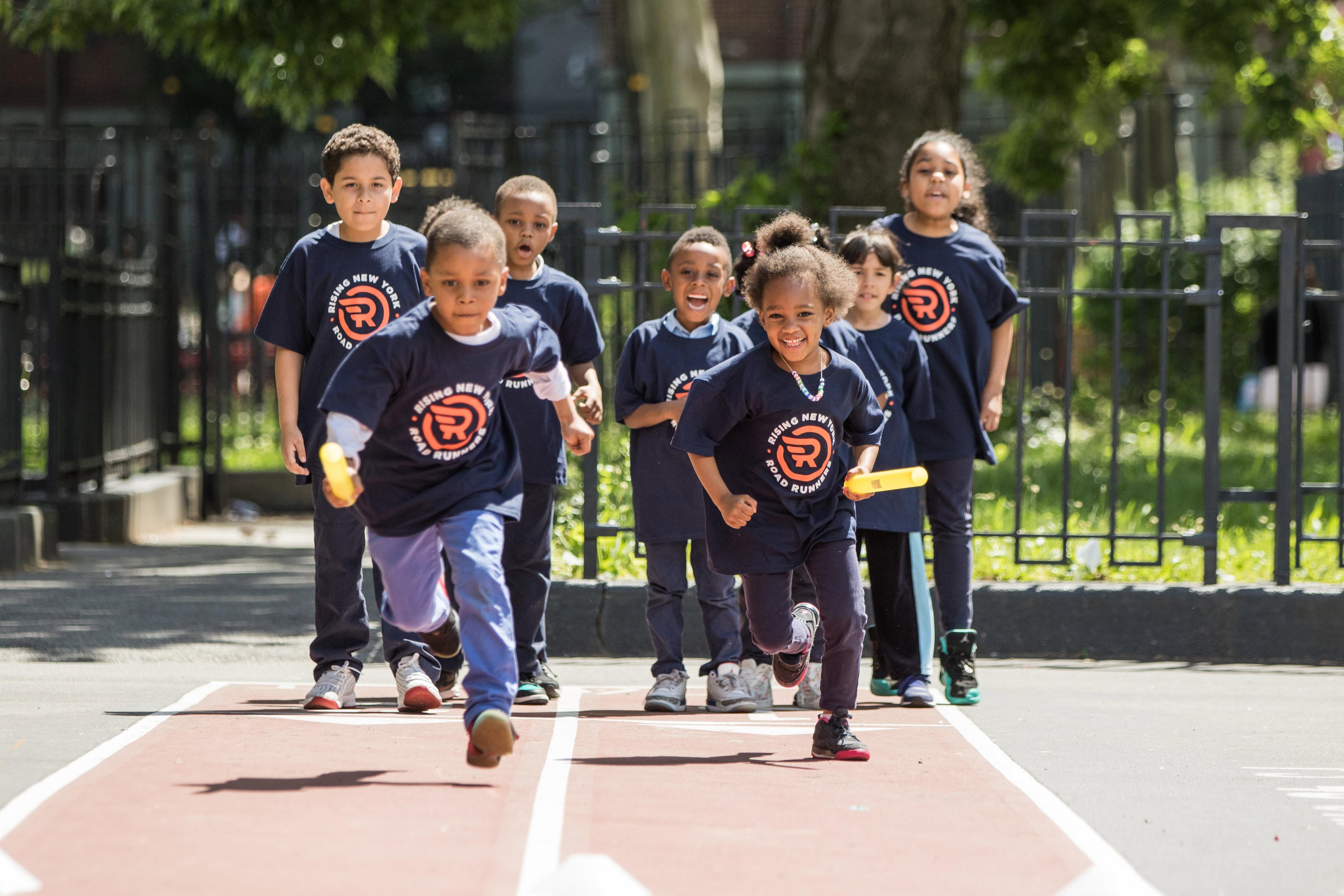 Free Rising New York Road Runners Classes