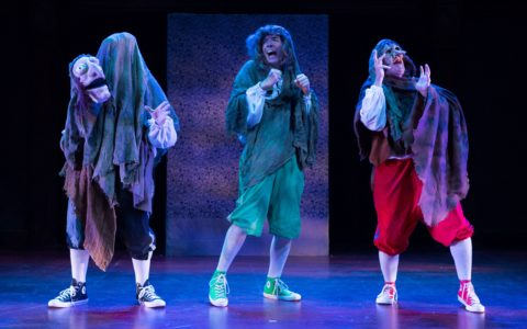 William Shakespeare's Long Long First Play (Abridged) witches