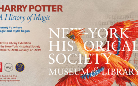 Harry Potter: A History of Magic in NYC