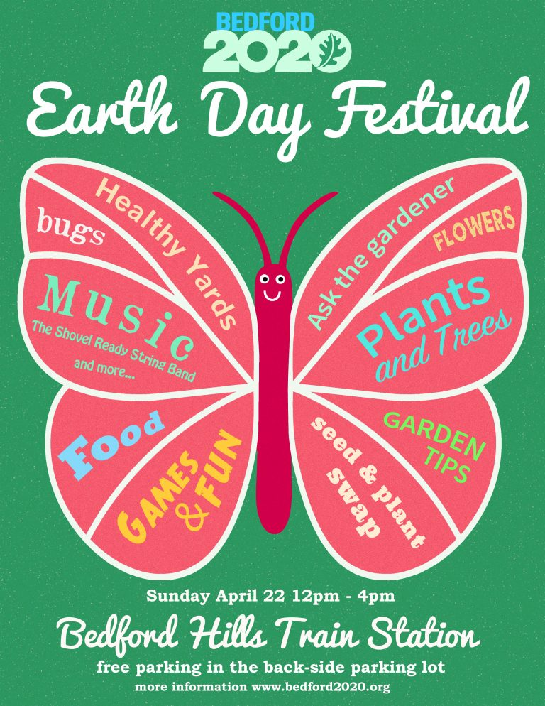earth day in NYC and westchester Healthy Yards Earth Day Festival