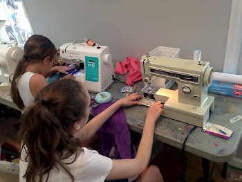art spaces for kids in westchester sewing