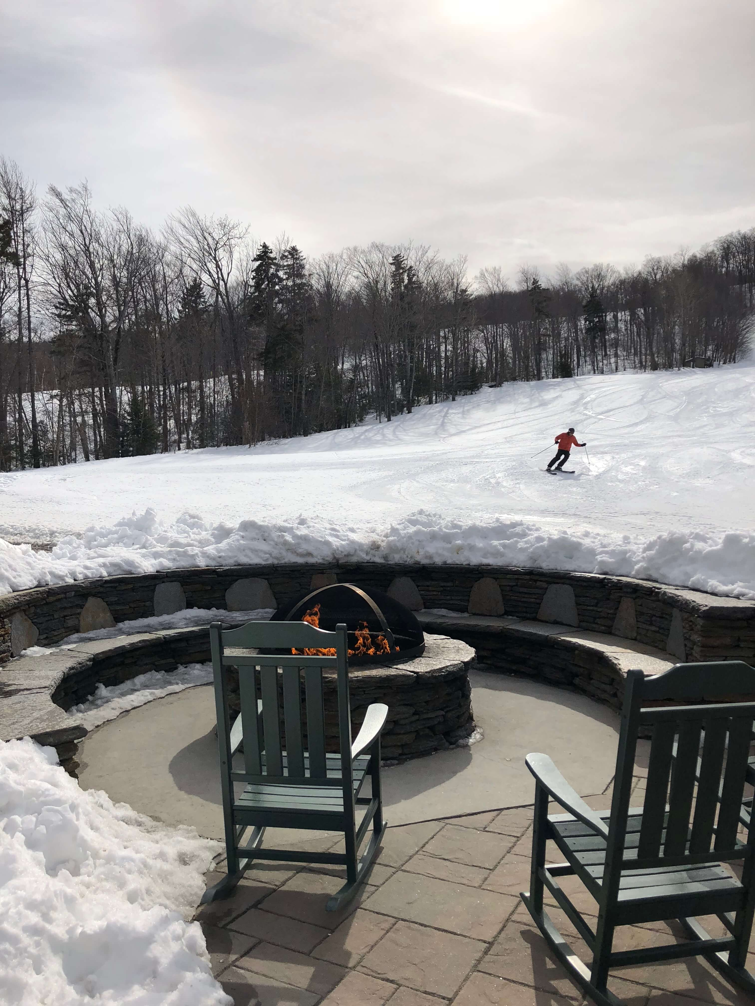learning to ski adventures at mount snow