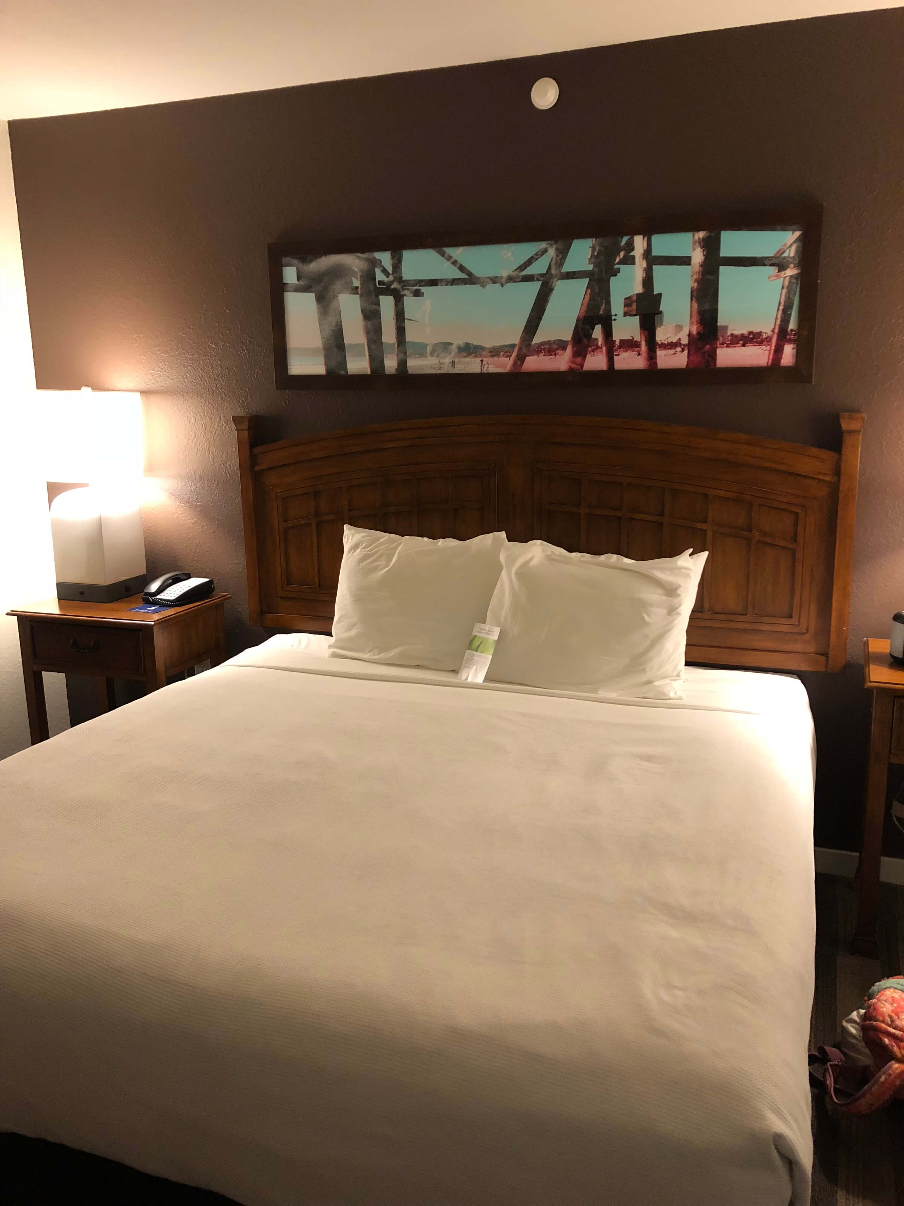 bed Luxurious Suites for Families at Hyatt House Fishkill/Poughkeepsie