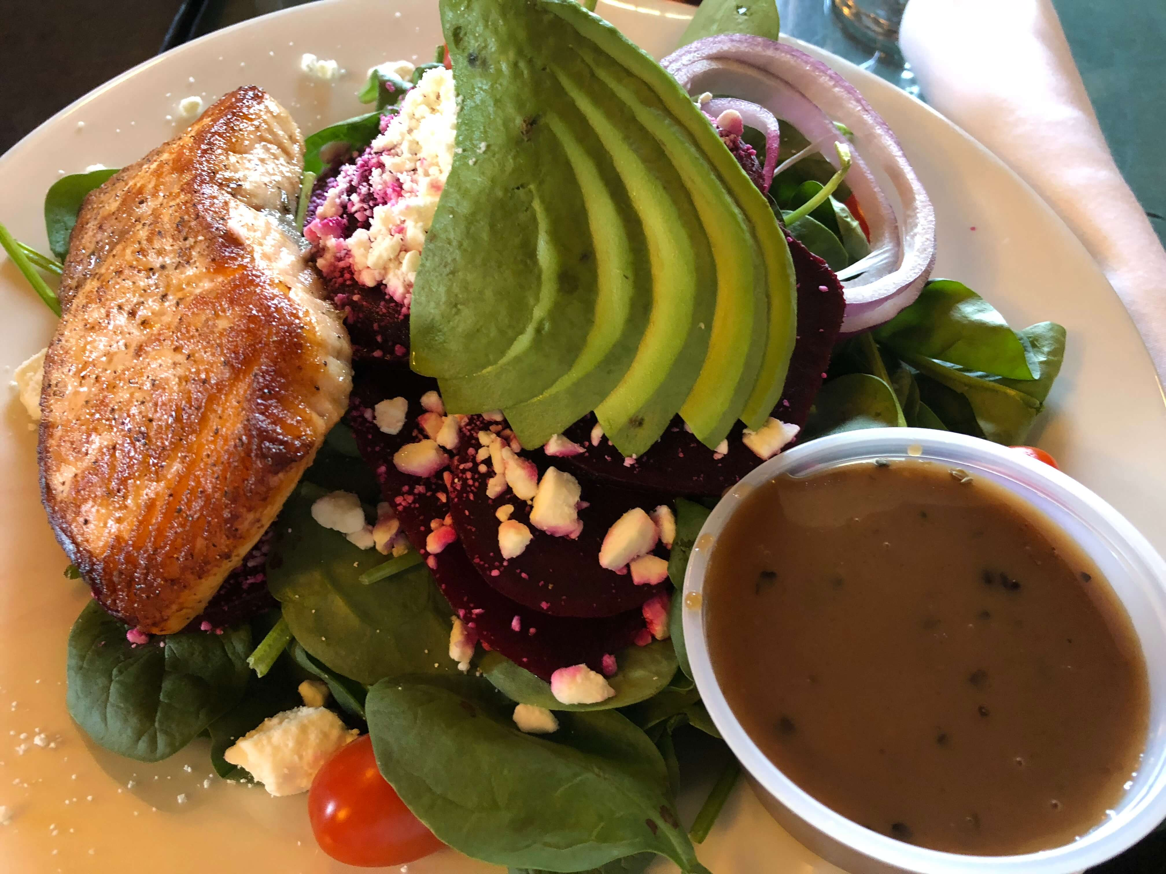 Mahoney's Irish Pub & Steakhouse salad dutchess county