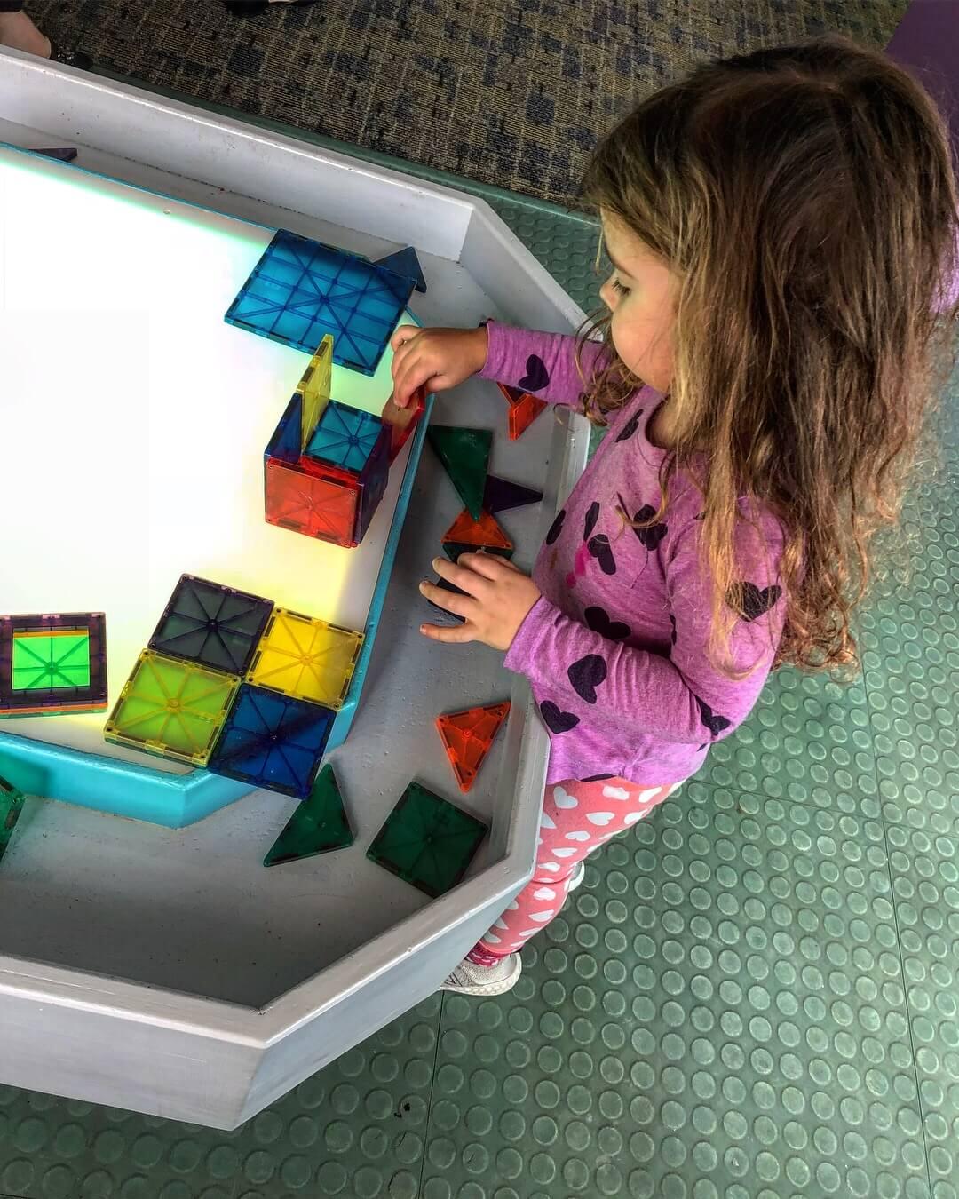 magnets Mid-Hudson Children's Museum