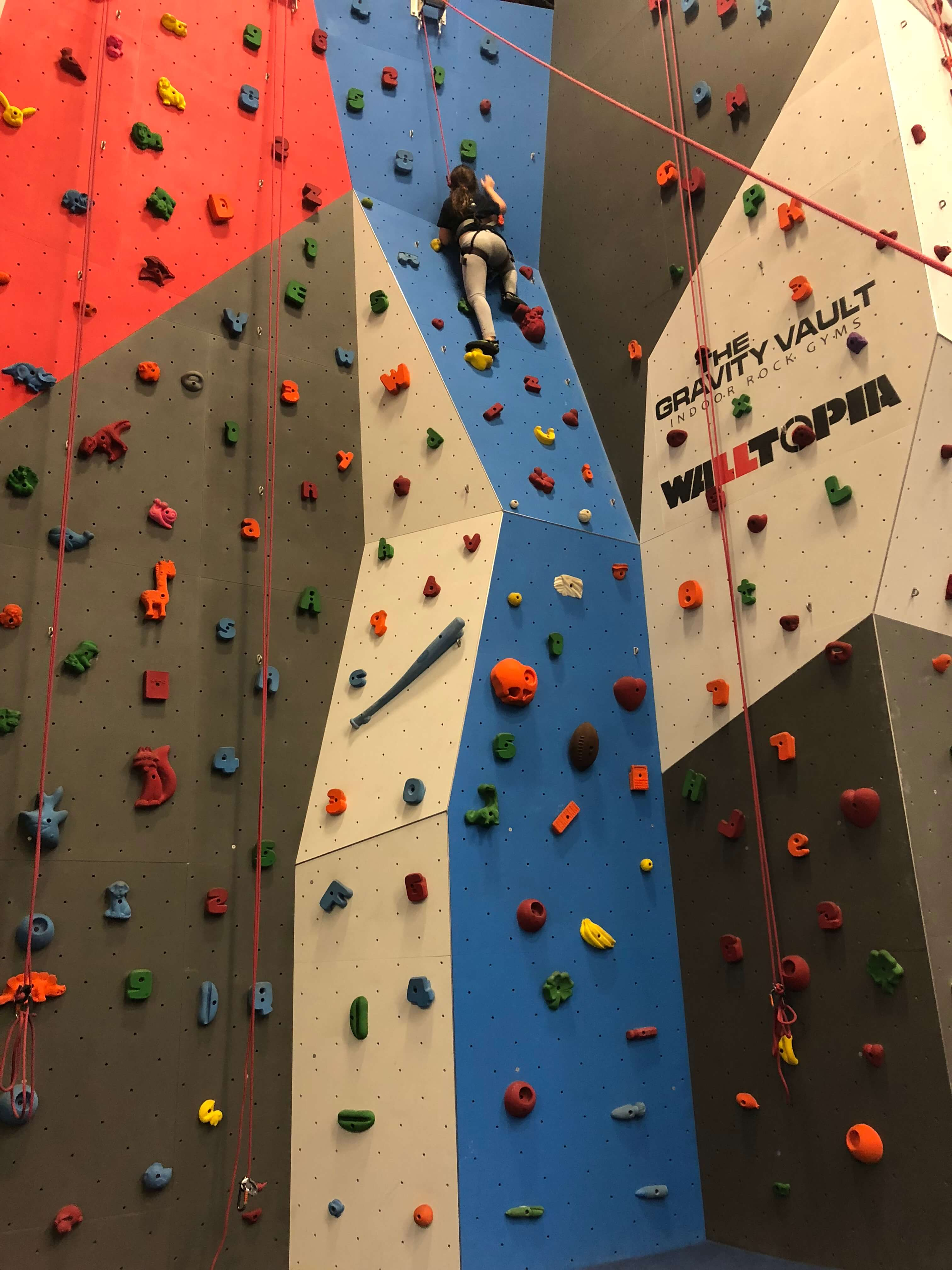 the Gravity Vault in dutchess county