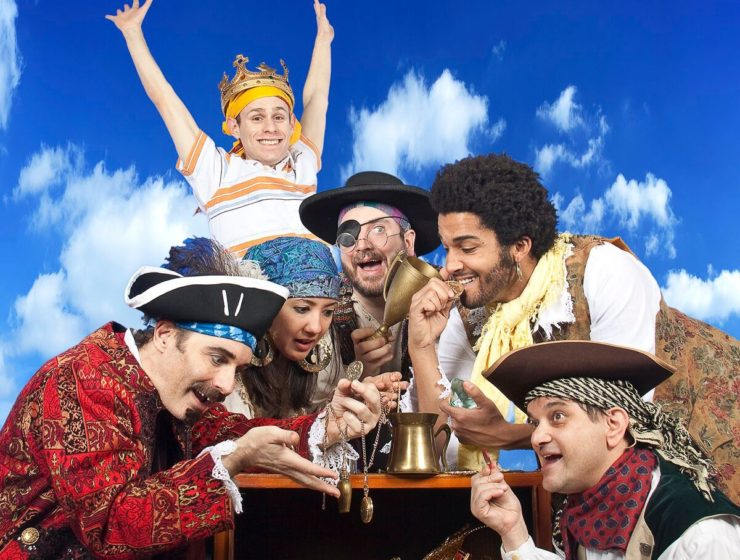 How I Became A Pirate: A Swashbuckling Musical Adventure From Dallas Children's Theater Company